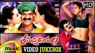 Srimannarayana Video Songs Jukebox | Telugu Full HD Songs | Balakrishna | Isha Chawla | Chakri - MANGOMUSIC