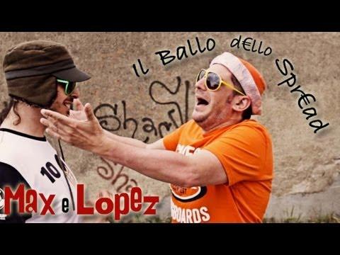 """"""" ITALIANS """" (Max e Lopez) - Il ballo dello spread"""
