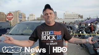 Kid Rock For Senate & The Equifax Cyber Attack: VICE News Tonight Full Episode (HBO) - VICENEWS
