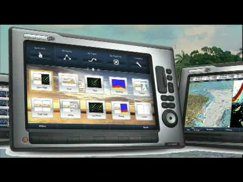 Raymarine E Series Widescreen Sea Trial