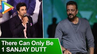 "Ranbir Kapoor: ""There Can Only Be 1 Sanjay Dutt, I Am Trying To…"" 