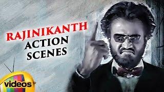 Rajinikanth Action Scenes | Back to Back Fight Scenes | Mango Videos - MANGOVIDEOS