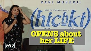 Rani OPENS about her LIFE on her Birthday - IANSLIVE