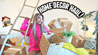 Huge Home Decor Haul! Target, Amazon, Pier 1, Home Depot
