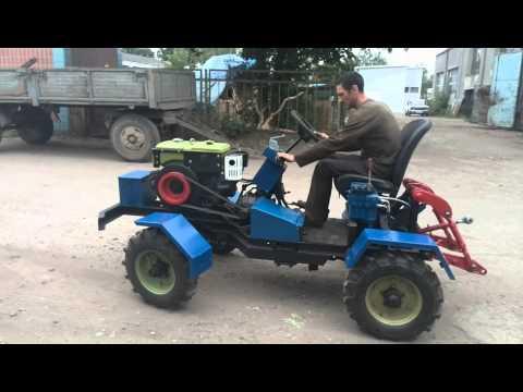 было купить самоделный мини трактор мотоблок взять фото