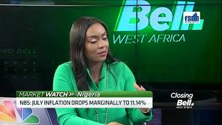 Nigeria's headline inflation drops to 11.4% in July - ABNDIGITAL
