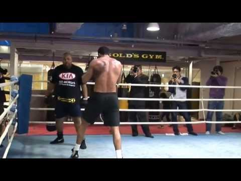 Kopie van Badr Hari - Good Feeling Training Highlight