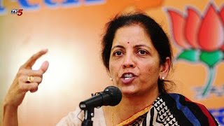 Voters Rejected Corruption Congress, Says Nirmala Sitharaman | MahaVerdict : TV5 News - TV5NEWSCHANNEL