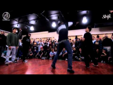 Skill Methodz X-Mob vs Crooks Crew | Silverback Bboy Events & UDEF | STRIFE.TV | You Got Stallowned