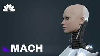 Building Consciousness: How Westworld's Sentient Robots Could Become A Reality | Mach | NBC News - NBCNEWS