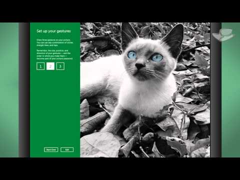 Dicas - Como usar uma imagem como senha no Windows 8 - Baixaki
