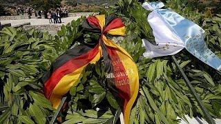 ألمانيا ترفض طلب اليونان بدفع تعويضات لها عن الحرب العالمية الثانية