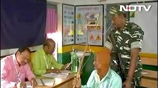 छत्तीसगढ़ में दूसरे चरण की वोटिंग जारी, 72 सीटों का होगा फैसला - NDTVINDIA
