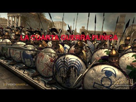 Rome II total war la cuarta guerra punica