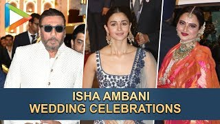 Isha Ambani – Anand Piramal Grand Wedding Celebrations | India's Biggest Wedding | Part 4 - HUNGAMA