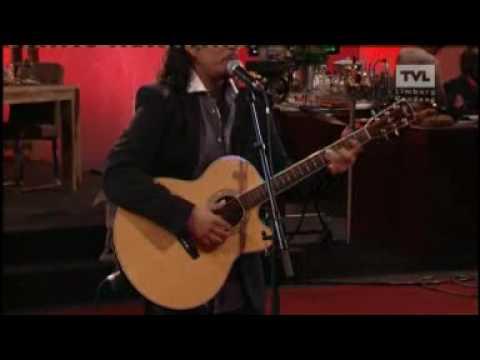 Guillermo Plata - Ojala ( Ojala me quieras ) - Cantautor Mexicano en Television Holanda TVL