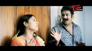 Wife And Husband Illegal Affair || Best Romantic Scene of Tollywood #38 - TELUGUONE
