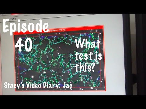 Stacy's Video Diary: Jac- Episode 40- Freezing Jac's semen for the future