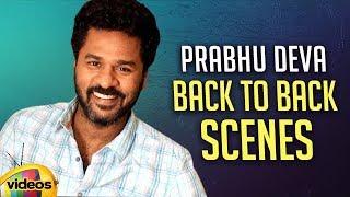 Prabhu Deva Back to Back Scenes | Actor Prabhu Deva Best Scenes | Telugu Best Scenes | Mango Videos - MANGOVIDEOS