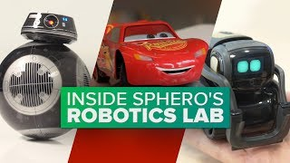 Go behind the scenes at Sphero Labs - CNETTV
