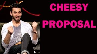 Khoobsurat Movie - Fawad Khan's PROPOSAL!