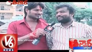 Malakpet yadagiri Taking Views Of People On What If I were a Minister - Teenmaar News - V6NEWSTELUGU