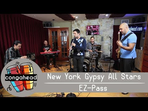 New York Gypsy All Stars performs EZ-Pass
