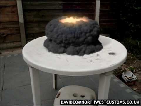 Atomic Table : Homemade nuke