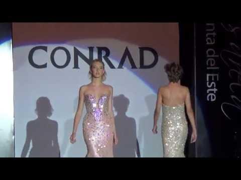 Desfile de moda CHARLOTTE DRESSES 2013 - Conrad - Pasarela Punta del Este, Uruguay