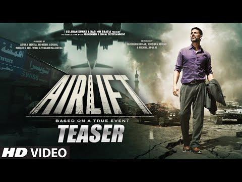 Airlift - Teaser Trailer
