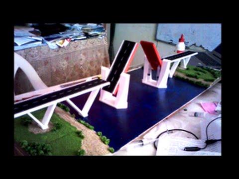 Puente Albatros - Maqueta