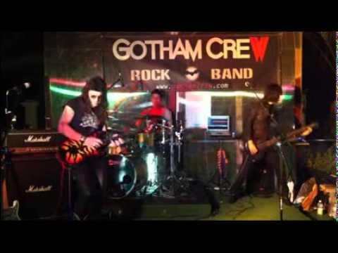 GOTHAM CREW - Gotham City Rock - Live