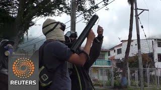 Anti-Maduro protests hit Venezuela's streets - REUTERSVIDEO