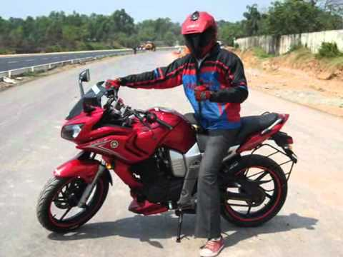 Fazer 150 (Stunt Begginers).wmv