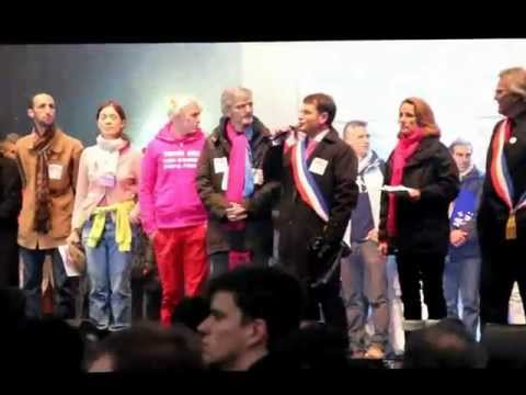 Discours de Franck Meyer  la Manif Pour Tous