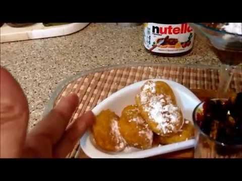 Tortitas de Calabaza,