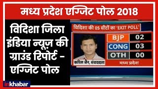 Vidisha District (MP) India News Ground report | Exit Polls 2018 | Who win Vidisha district (MP) - ITVNEWSINDIA