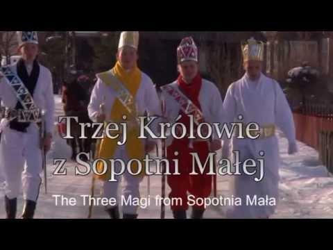 Trzej królowie z Sopotni Małej
