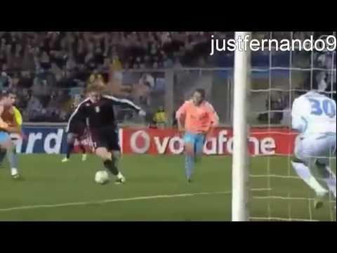 Fernando Torres - Top 10 Goals for Liverpool FC [LEGEND]