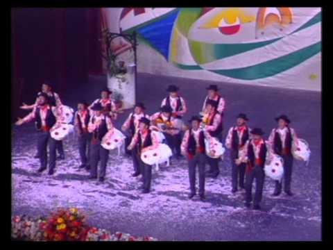 Sesión de Final, la agrupación Encajebolillo actúa hoy en la modalidad de Comparsas.