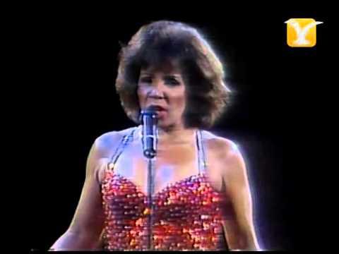 Shirley Bassey, Festival de #ViñadelMar 1989