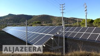 New bill aims to bring Greece's solar revolution to cities - ALJAZEERAENGLISH