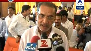 BJP leader CP Thakur objects to Sushil Modi's projection in Bihar - ABPNEWSTV