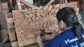 Tusnaporn show carving ii for Muebles jimenez baza