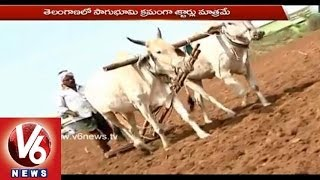 Does Leaders Really Have Plans for Cultivation and Irrigation ? - Yuva Telangana - V6NEWSTELUGU