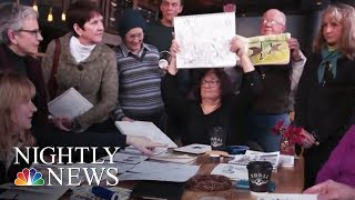 This organization is turning drawing into a social pastime | NBC Nightly News - NBCNEWS