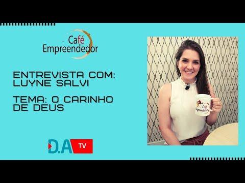 O carinho de Deus - Café Empreendedor