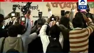 Blow to AAP l Speaker MS Dhir joins BJP - ABPNEWSTV