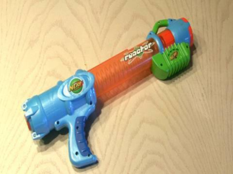 Hi-Power Nerf Cannon!