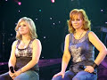 Reba And Kelly Singing Up To The Mountain